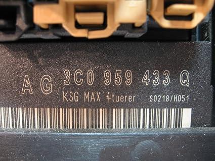 Amazon com: Volkswagen PASSAT 3C0959433Q central electronic control
