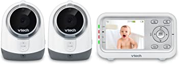 V-Tech Expandable Digital Video Baby Monitor with 2 Cameras