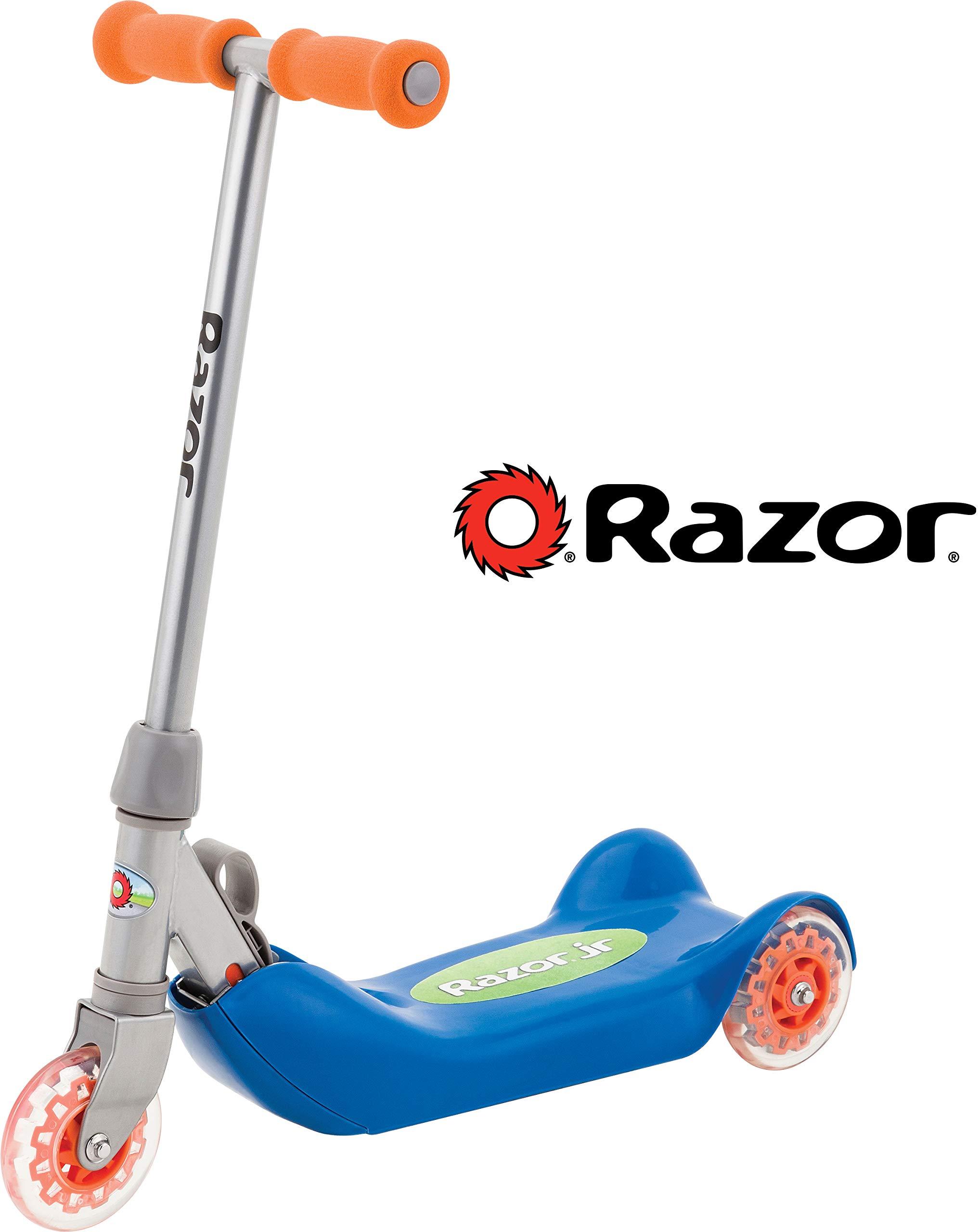 Razor Jr. Folding Kiddie Kick Scooter - Blue by Razor