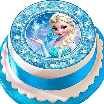La Reine Des Neiges Elsa étoiles Bordure Anniversaire Décorations