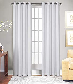 Amazon Com Curtains For Living Room And Bedroom Made Of 100
