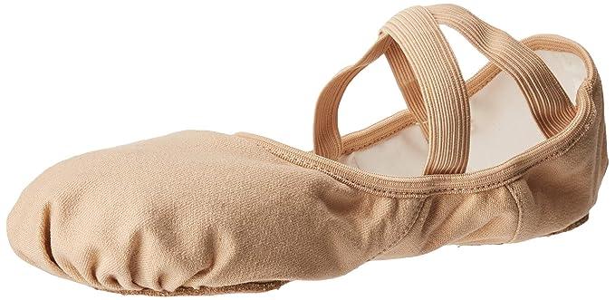 77a35bd6a Amazon.com: Capezio Womens Hanami Ballet Shoe (2037W) -NUDE -16W ...