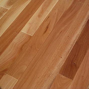 Brazilian Hardwood Floor 34 x 5 brazilian cherry bellawood lumber liquidators Amendoim Brazilian Oak Solid Hardwood Floor Sample
