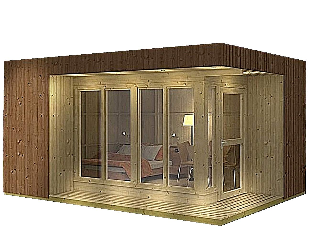 best log cabin kits reviews