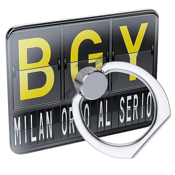 milan airport code bgy
