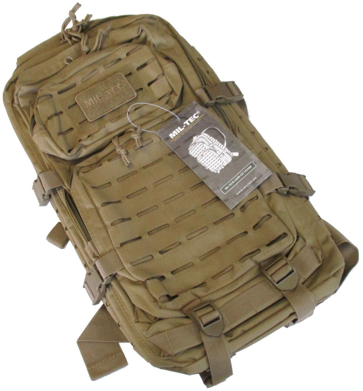 06d4fb3481a7f Rucksack US Assault Pack Laser Cut  Amazon.de  Sport   Freizeit