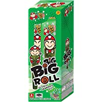 Tao Kae Noi Classic Flavour Big Roll Grilled Seaweed, 18 g