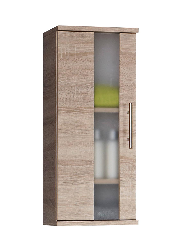 Schildmeyer H/ängeschrank Holzdekor Sonoma Eiche 20.5 x 30.3 x 70.8 cm