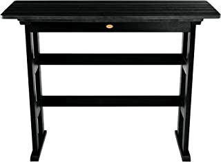product image for Highwood AD-TBL-KS3-BKE Lehigh Bar Height Balcony Table, Black