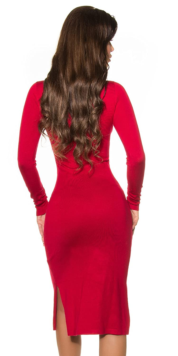 In-Stylefashion Women's Dress red red One Size