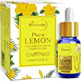 StBotanica Pure Lemon Essential Oil, 15ml