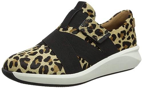 Clarks Damen Un Rio Strap Sneaker
