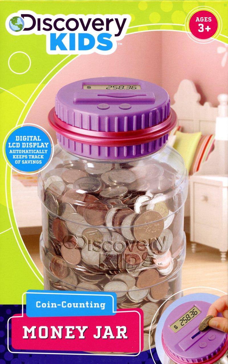印象のデザイン [ディスカバリーキッズ]Discovery Kids CoinCounting [並行輸入品] Money Jar CoinCounting 31781 [並行輸入品] Kids B009RXORM8, フルドノマチ:b4387264 --- diceanalytics.pk