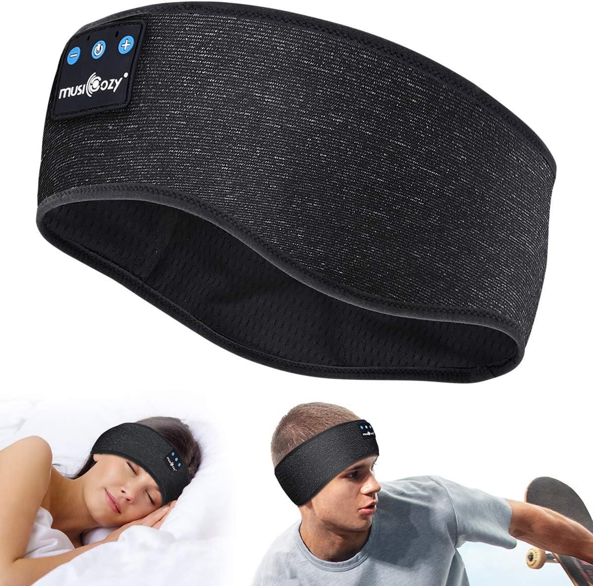 Schlafkopfhörer Bluetooth Schlaf Kopfhörer 5 0 Elektronik