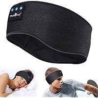 Sovande Hörlurar Bluetooth V5.0 Sleep Headphones Populär Gåva, Sport Pannband Hörlurar Trådlösa med Ultratunna HD…