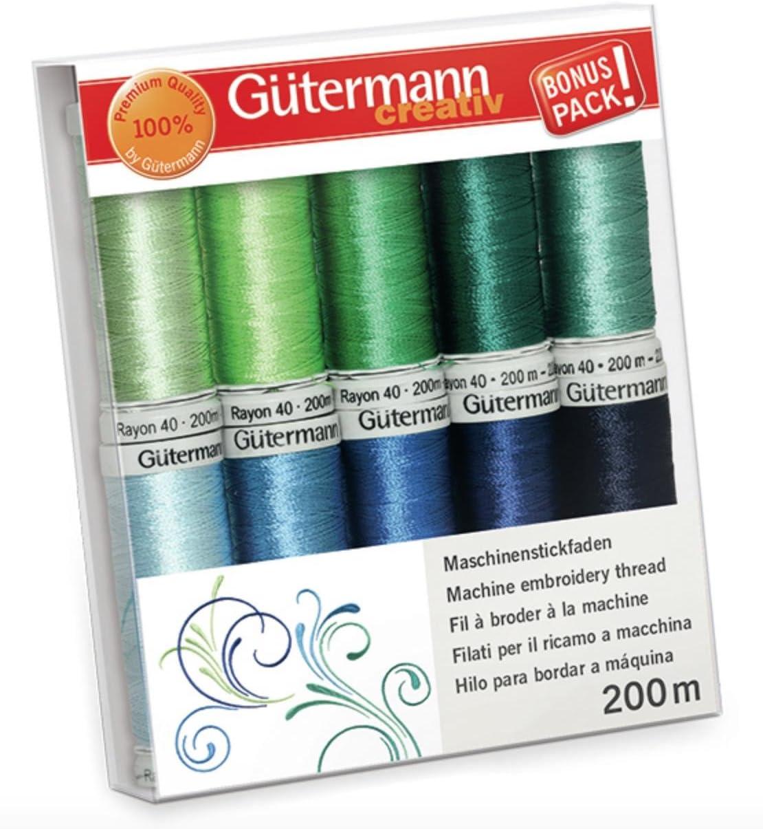 Gutermann Machine Embroidery Thread