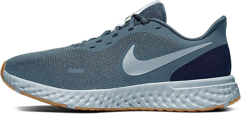 Amazon Com Nike Revolution 5 4e Extra Wide Casual Shoes Mens Bq6714 006 Road Running