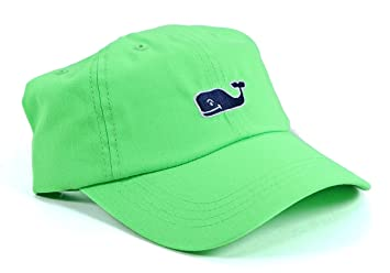 0039856b2df Image Unavailable. Image not available for. Color  Fashion cool Vineyard  Vines Whale Logo Baseball Cap Hat ...