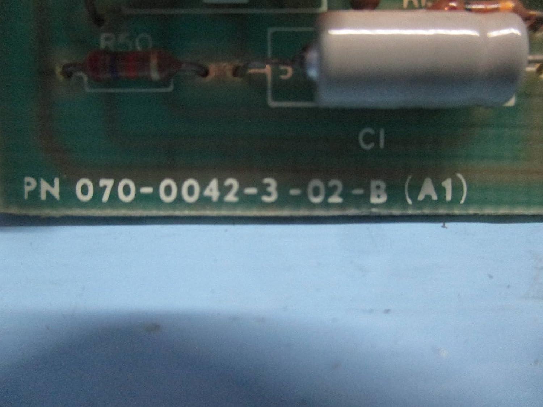 Panalarm 70-A1 Lock in Circuit Board PLC 70-A1 12 VDC P//N 070-0042-3-02-B