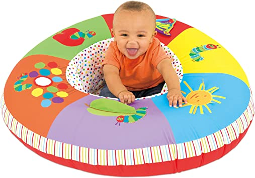 Galt Toys-La Oruga Muy hambrienta, Playnest, Color (James Galt & Company Ltd 1005065)