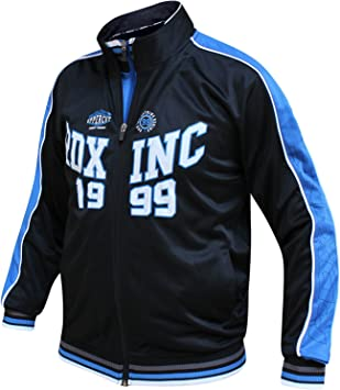 RDX Gimnasio Sudaderas Fitness Chaqueta Chándal Running ...