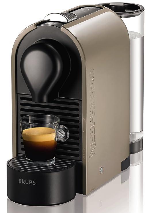 Nespresso U Taupe (Gris arena) XN250AP4 Krups - Cafetera monodosis ...