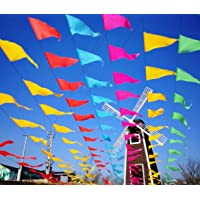 Awinker 160 Metros 300 Piezas Guirnaldas Banderines Banderas