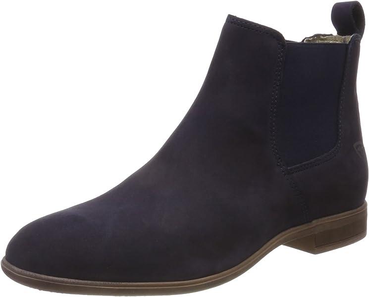 buy popular d496f 50e46 Tamaris Women's 25071 Chelsea Boots, Blue (Navy 805), 3.5 UK ...