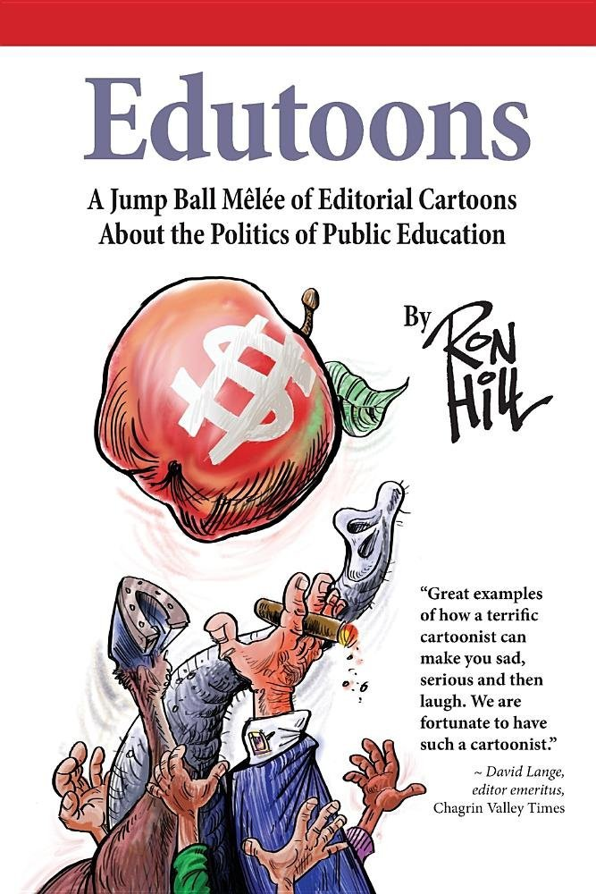 Edutoons Jumpball Editorial Cartoons Education product image