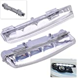 beler Daytime Running Lamp Fog Light 2049068900 Fit for Mercedes Benz W204 W212 R172 (Left & Right Side)