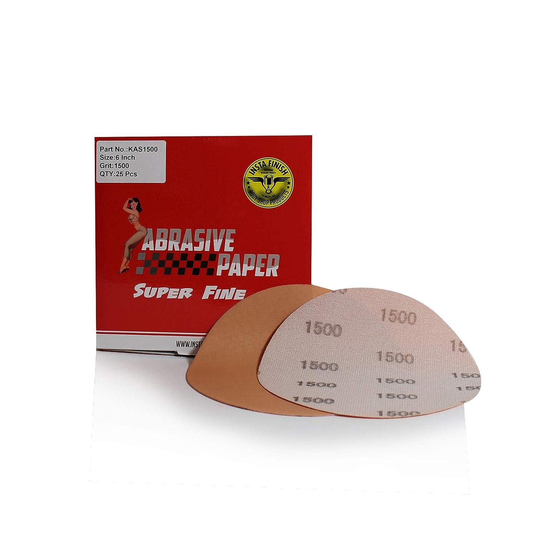 Insta Finish Sanding Discs DA 800 Grit Hook & Loop - 50 Discs J.B. Chemical Co. Inc.
