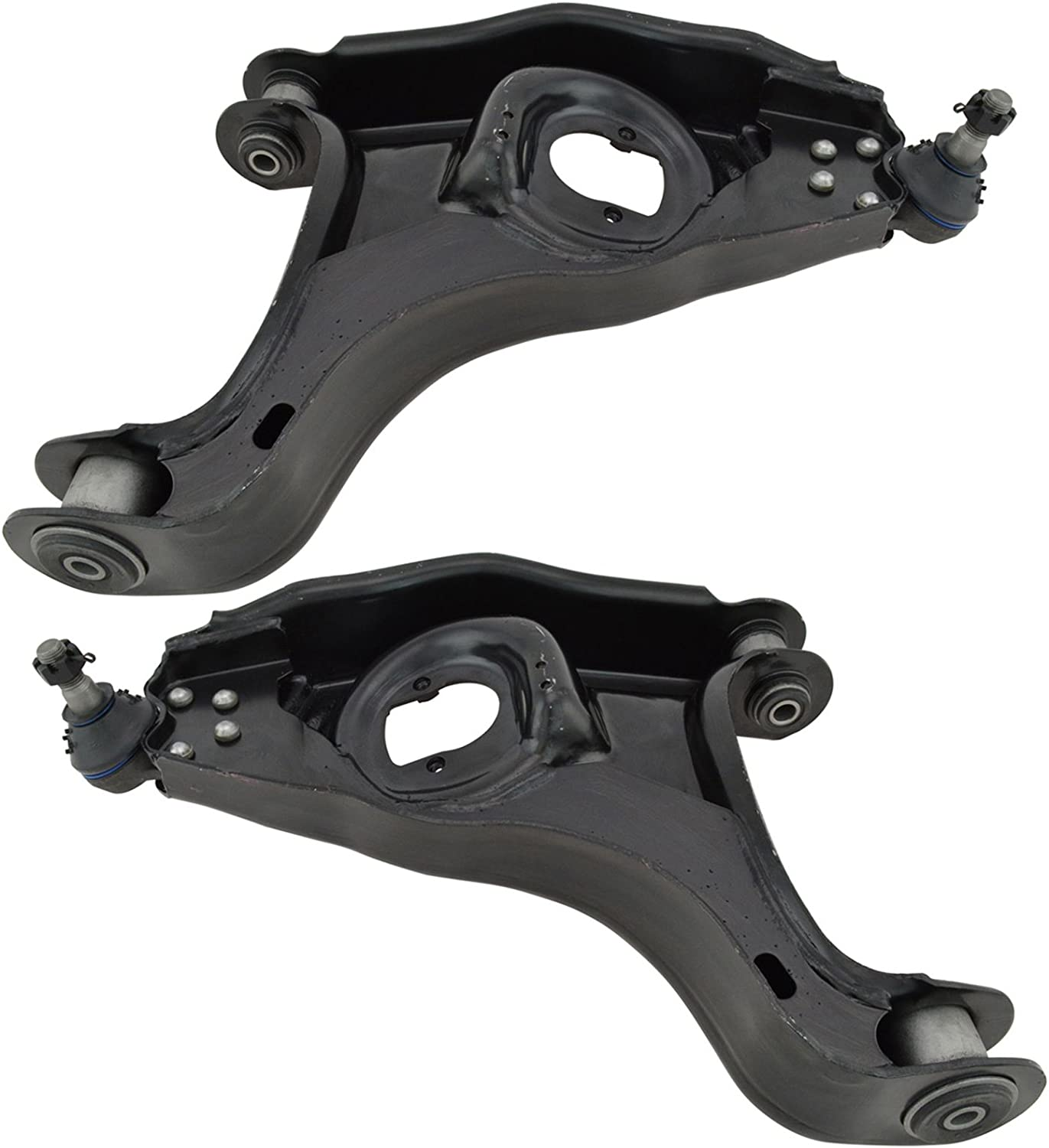 BuyAutoParts 93-80198K1 New Pair Front Lower Control Arm For Dodge Dakota /& Durango