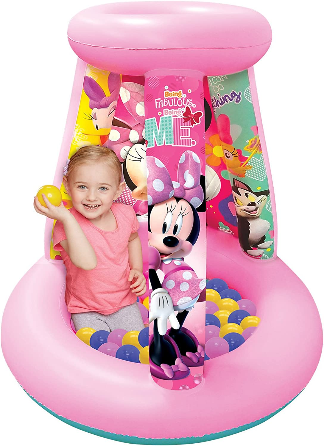 Disney- New Spring 2018 Minnie Mouse Happy Helpers Playland with ...