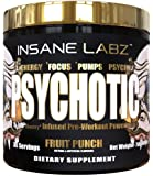 Healthcules Insane Labz Psychotic Gold Series Fruit Punch