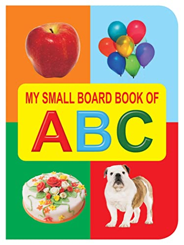 ABC (My Small Board Book)