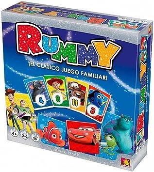 Disney Rummy: Amazon.es: Juguetes y juegos