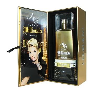 Amazoncom Lomani Ab Spirit Millionaire Eau De Parfum Spray For