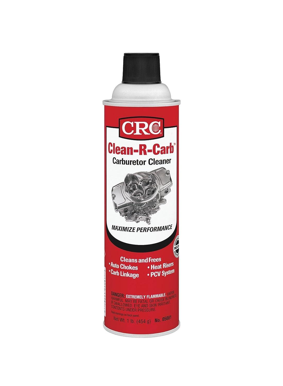SEPTLS12505081 - CRC Clean-R-Carb Carburetor Cleaners - 05081 4333315688