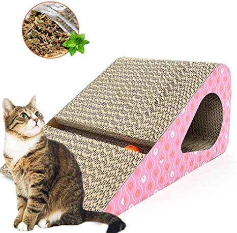Suave Gato Bloc de notas, rascadores, Rascador gato durable con ...