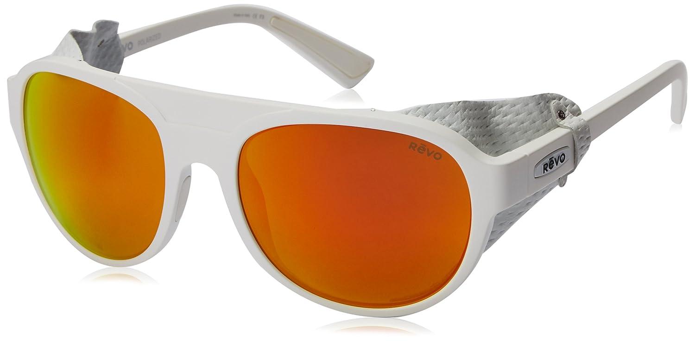 c933e7b4e9d Revo Traverse Polarized Oval Sunglasses