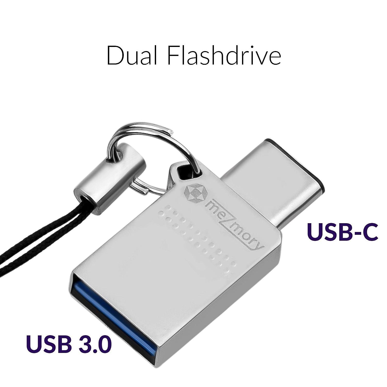 2 en 1 Memoria USB Flash Drive Dual de 32GB USB-C & USB-A ...