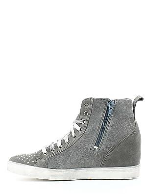 Keys 8056 Sneakers Donna Grigio 40