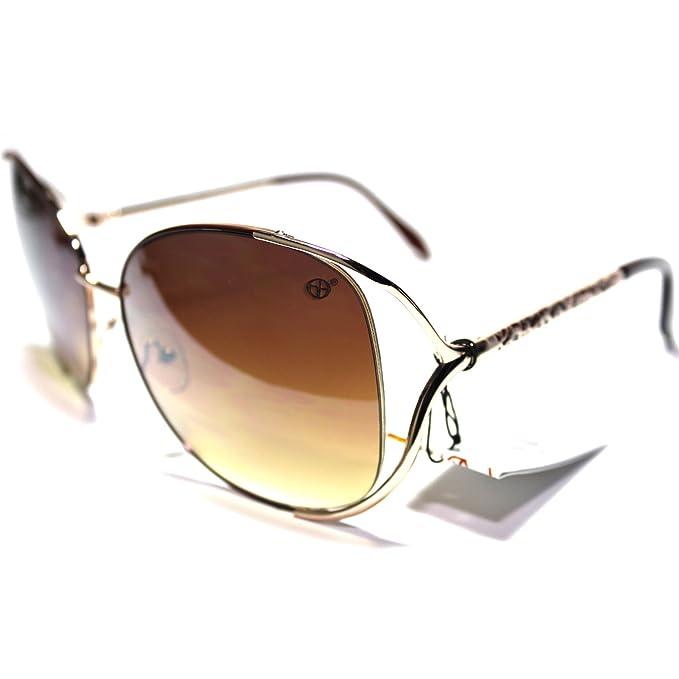 GB2-S2 GOLDEN BRIDGE Eyewear Sexy Oversized Aviator Womens ...