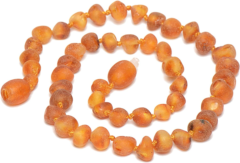 5-Line Massive   Baltic Amber Necklace 75gr.
