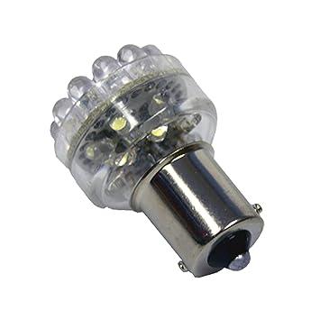 32 Led Led Lampe Fur Positionsleuchten Mit 32 Leds Fassung Ba S 15