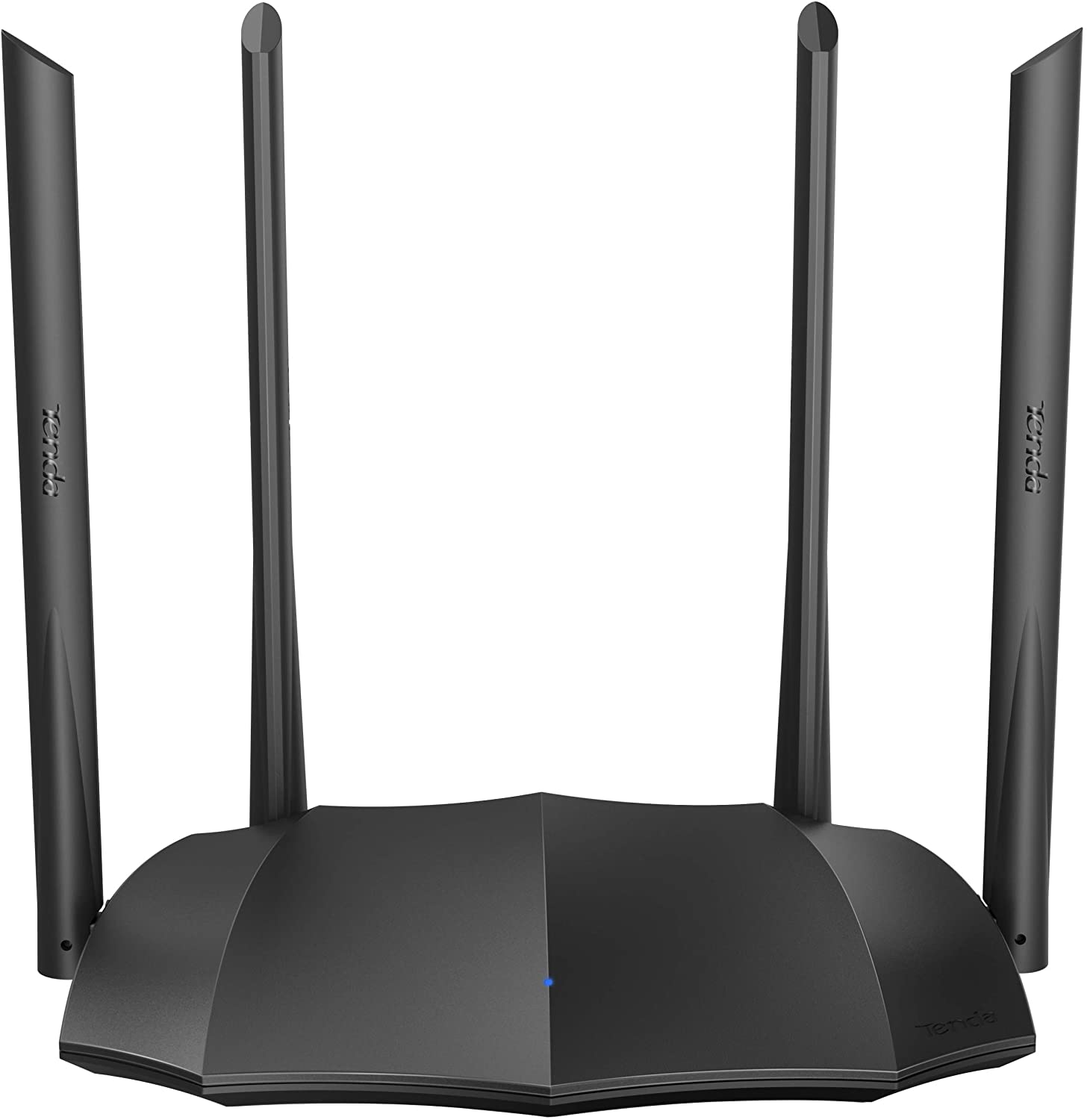 Tenda AC1200 Dual Band Gigabit Smart WiFi Router, 5Ghz High Speed Wireless Internet Router, MU-MIMO, Beamforming, Long Range Coverage by 4x6dBi Antenna, IPv6, Guest WiFi, AP Mode - 2020 New Upgraded…
