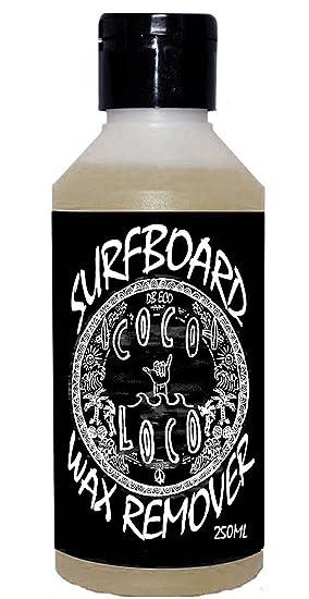 Limpiador para tablas de surf Coco Loco Surfboard Wax Remover, para limpiar la cera,