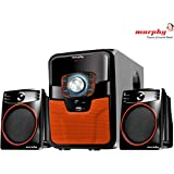 murphy MSD2200 2.1 Channel Digital Bluetooth Home Theater & Home Cinema Multimedia Speaker System (Bluetooth,FM,MP3 AUX)