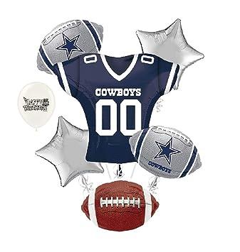 Amazon Dallas Cowboys NFL Football Party Balloon Bouquet Bundle