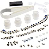 DJI Phantom 3 Standard STD Drone - NEW Screws, Rubber Propeller Clamp & Damping Kit -